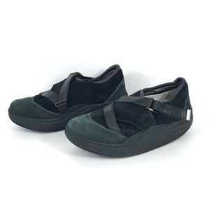 MBT Shoes - MBT Women's Raha with Black Oxford Toning Shoes 9